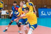 Romania under20 juniori volei
