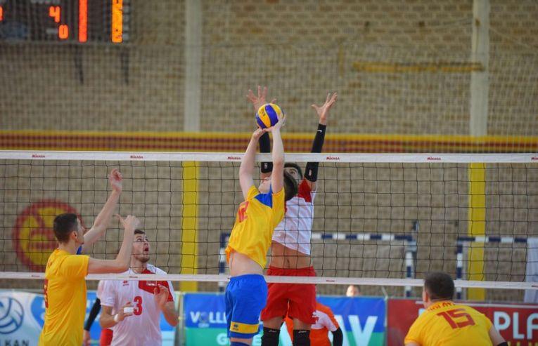 Nationala Romaniei Under 20 e in finala Balcaniadei