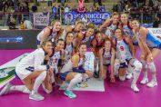 Savino del Bene Scandicci, dupa victoria din prima etapa a Serie A1