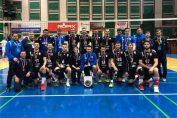 CSM Bucuresti, cu medaliile de bronz cucerite la Cupa Balcanica de volei 2018