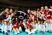 Nationala de volei a Serbiei s-a calificat in semifinalele Campionatului Mondial de volei