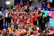 Volei Alba Blaj a jucat finala Ligii Campionilor 2017/ 2018