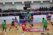 Arcada galati a invins Steaua la Bucuresti in Divizia A1 la volei masculin
