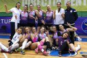 FC Arges, dupa o noua victorie in Divizia A2 la volei feminin