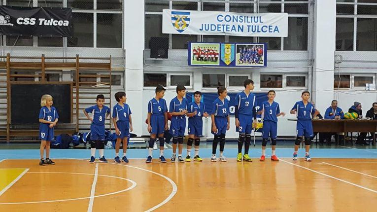 Echipa masculina de minivolei a CTF Mihai I