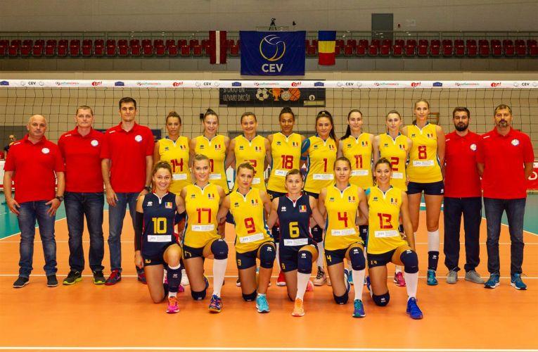 Romania volei senioare nationala