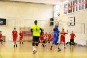 Tudor Constantinescu, romanian setter volleyball