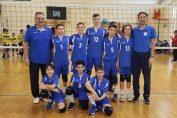 Echipa de minivolei a CTF Mihai I in sezonul 2018/ 2019