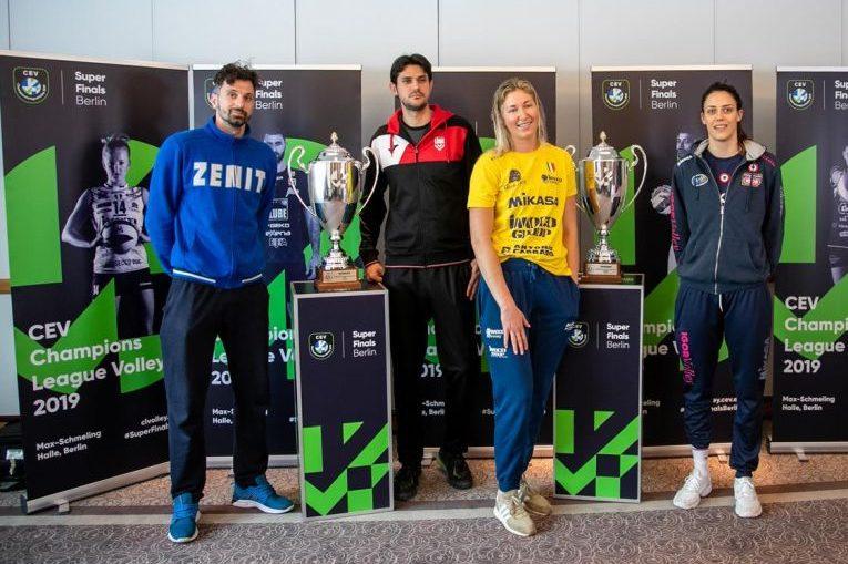 Trofeele pentru care vor lupta cele două finaliste în Liga Campionilor 2019