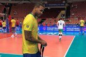 leal se afla la prima actiune cu nationala Braziliei