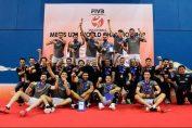 Naționala Iranului este noua campioană mondială Under 21 la volei masculin