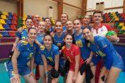 Naționala României s-a calificat în finala FOTE 2019 la volei