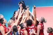 Naționala feminină de volei a SUA si-a apărat titlul în VNL