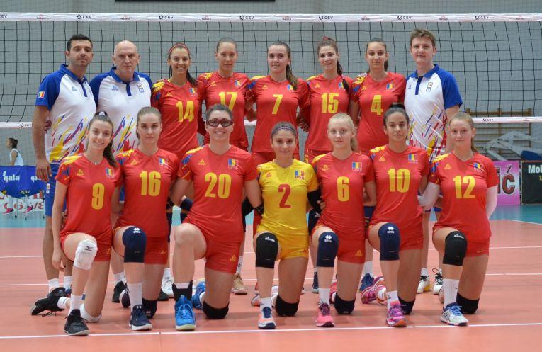Nationala României prezentă la Balcaniada Under 17