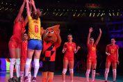 Naționala feminină a României s-a calificat în optimile de finală ale Campionatului European 2019