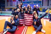 Nationala SUA este noua campioană mondială la volei feminin U18