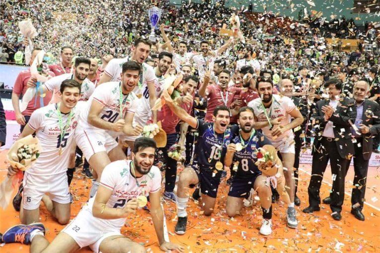 Iranul a cucerit pentru a treia oară titlul de campioană a Asiei la volei masculin