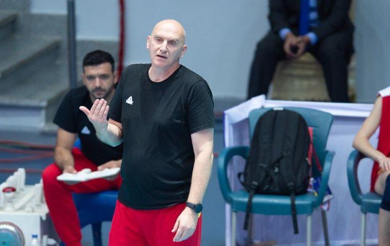 Marius Macarie va conduce pentru a doua oară naționala U18 a României la Campionatul Mondial