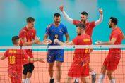 Romanii au avut si momente de bucurie in meciul cu Italia