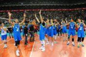 Bucuria slovenilor după calificarea în sferturile Campionatului European