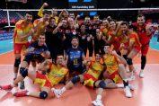 Bucuria spaniolilor după calificarea în optimile Campionatului European
