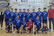 Echipa de cadeti Arcada Galati pentru sezonul 2019/ 2020