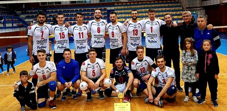 Unirea Dej pentru campionatul 2019/ 2020 al Diviziei A1