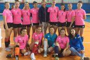 Echipa de cadete LPS Viitorul Pitesti pentru campionatul 2019/ 2020