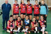Echipa de junioare Juvenil Brașov pentru campionatul 2019/ 2020