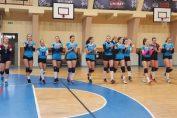 Echipa de junioare CSS Sibiu