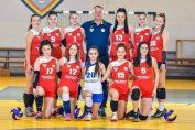 Echipa feminină CSM Sighetu Marmației pentru sezonul 2019/ 2020 al Diviziei A2 la volei feminin, Seria Vest