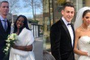 Kevin Le Roux și Jenia Grebennikov au devenit tati in aceeasi săptămână