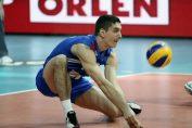 Nikola Rosic în acțiune la nationala Serbiei