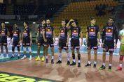 Echipa italiană Argos Volley Sora a terminat sezonul 2019/ 2020 al Superligii Italiei pe ultimul loc