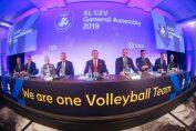 Congresul CEV din luna octombrie va decide conducerea forului european pentru următorii 4 ani