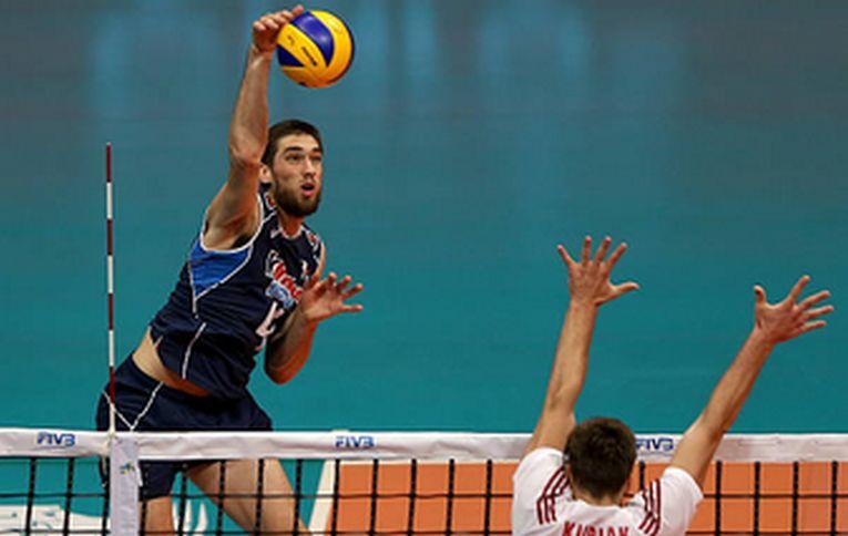 Luca Vettori e vicecampion olimpic