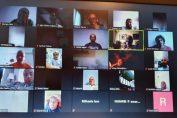 Antrenorii de volei au fost prezenți în număr mare la ședințele online