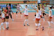 Volei Alba Blaj a învins pe Dinamo în primul meci al Diviziei A1 la volei feminin