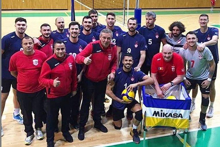 Dinamo a făcut primul antrenament în Ucraina