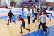 Explozia de bucurie a steliștilor după victoria cu Dinamo