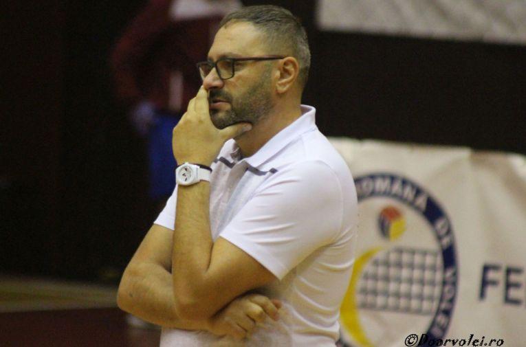 Mihai Duță, antrenorul Rapidului