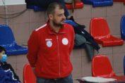 Sergiu Stancu, antrenorul formației Arcada Galați