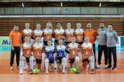 CSM Târgoviște, în sferturile de finală ale Cupei CEV