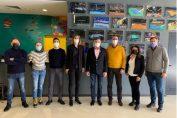 Oficialii CEV, alături de reprezentanții FRV la Cluj-Napoca