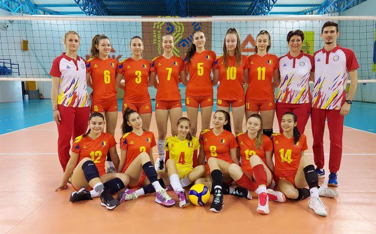 Naționala U16 a României e gata de debutul preliminariilor Campionatului European
