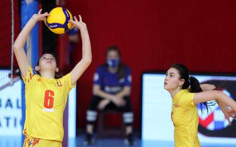Naționala U16 a României la turneul de calificarepentru CE