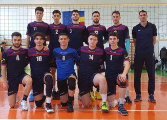 Echipa de juniori LAPI Dej la turneul 2 al campionatului