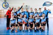 Echipa de junioare Bravol Brașov