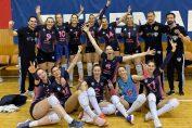 CSO Voluntari a câștigat un nou meci de cinci seturi