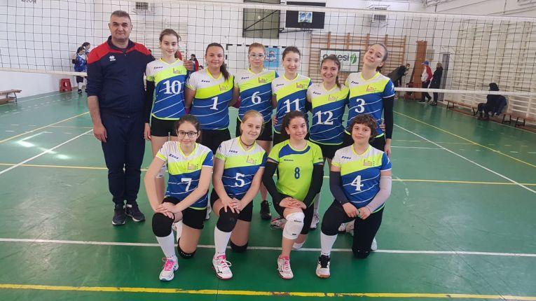 Echipa de cadete CSS Târgoviște în sezonul 2020/ 2021
